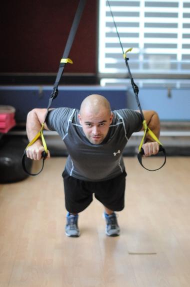 Trening TRX katowice